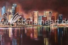Sydney-Collage-120-x-70-cm-VERKAUFT